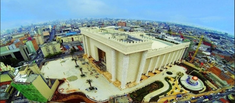 Resultado de imagen para templo de salomão sao paulo brasil